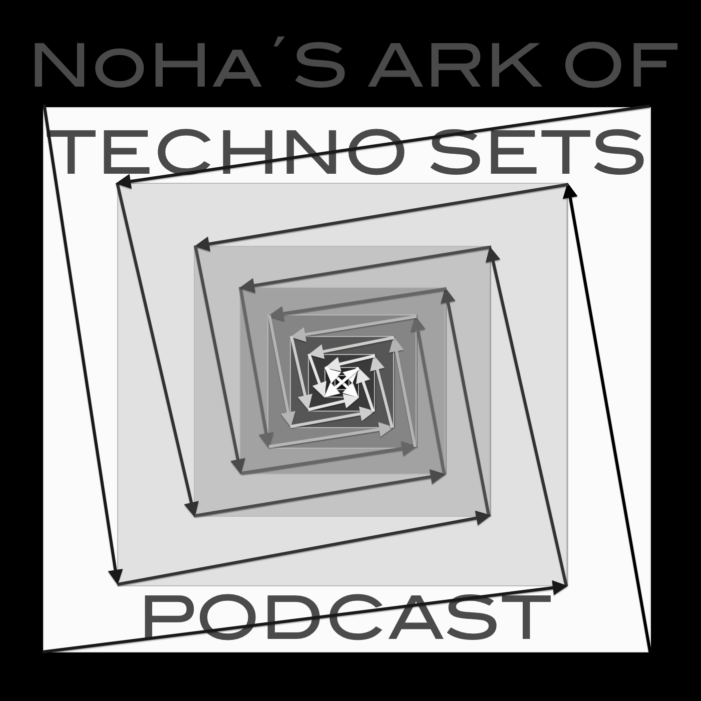 PODCAST : NOHA´S ARK OF TECHNO SETS